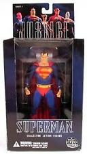 DC Direct Alex Ross Justice League SUPERMAN Series 1 Krypton Super Clark Kent