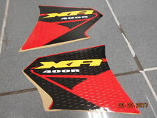 HONDA XR400 XR 400 XR FUEL TANK DECALS STICKERS GAS TANK DECALS GRAPHICS *BLEMS*
