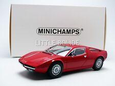 Minichamps 1/18 Maserati Merak - 1974 107123761