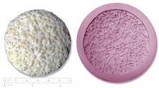 DAISY cupcake topper Craft Sugarcraft Sapone Gomma in silicone stampo Stampo