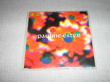 PAULINE ESTER CDS FRANCE PROMO PEACE & LOVE