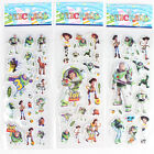 Wholesale 6pcs/Lot Toy Story PVC Puffy Stickers Sheet Kids gift Toys SK032