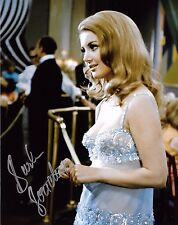 Barbara Bouchet Signed 8x10 Photo - Miss Moneypenny Casino Royale (1967) -  G19