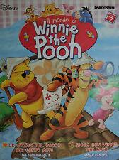 "* il mondo di Winnie the Pooh (Disney) N°3 "" Una parola magica "" Amici, sempre !"