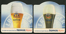 ERDINGER GERMAN BEER, BEER MAT / COASTER NEW UNUSED -GV 120415