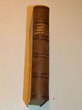 1898 LIVRE ANCIEN Compendium Theologiae Dogmaticae LATIN Moralis BERTHIER VENIT