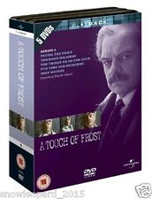TOUCH OF FROST COMPLETE SERIES 4 DVD Box Set Brand New Sealed UK Release R2