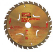 Dart SLC1602060 Gold TCT Wood Saw Blade 160dmm x Bore 20mm x Teeth 60mm ATB30