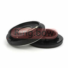 2nd Generation AF Confirm Minolta MD/MC to Canon EOS EF Lens Adapter 600D 500D