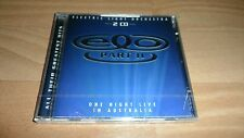 ELECTRIC LIGHT ORCHESTRA - PART II -LIVE IN AUSTRALIA(SEALED 26 TRACK 2CD ALBUM)