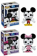 Funko Pop Disney Minnie Mouse & Mickey Mouse 2342-2476