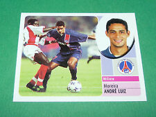 ANDRE LUIZ PARIS SAINT-GERMAIN PSG PANINI FOOT 2003 FOOTBALL 2002-2003