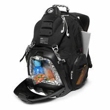 Brand New Oakley Lunch Box Backpack Stealth Black Tactical Laptop Pack Metal