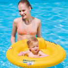 BABY SWIM SEAT FLOAT PADDLE SWIMMING INFLATABLE FLOAT AID SUPPORT AGE 0-1 YEAR