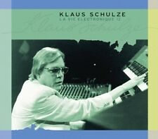 KLAUS SCHULZE - LA VIE ELECTRONIQUE VOL.12 3 CD NEU