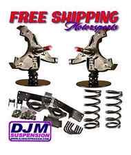 DJM Suspension 1992-1999 C2500 C3500 5/7 Lowering Drop Spindle Coil Flip Kit