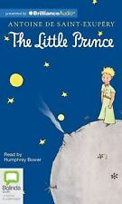 A Little Prince by Antoine De Saint-Exupéry (2011, CD, Unabridged)