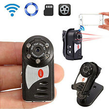 WiFi DV IP Wireless Spy Cam Night Vision Camera Security for Android Spirited