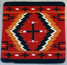 Wool Pillow Cover HIMAYPC-57 Hand Woven Southwest Southwestern 18X18