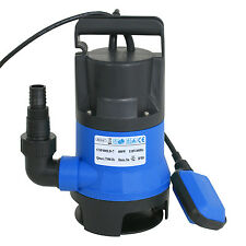 Professional Series Submersible Cast Iron Sump Pump 1/2HP 2000GPH Flooding Pond
