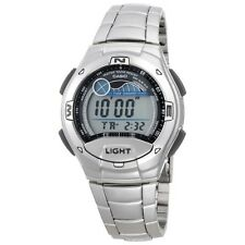 Casio Men's Moon Phase Tide Graph Sport Watch W753D-1AV