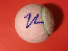 Victoria Vika Azarenka Pink Wilson Hope Cancer Research Tennis Ball Signed Auto