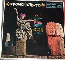 Armando TROVAJOLI - One night in Rome - RCA VICTOR LIVING STEREO 1959 Audiophile