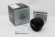 Mint Canon EF 50mm f/1.8 STM for EOS t1i t2i t3i t4i t5i from Japan #0245