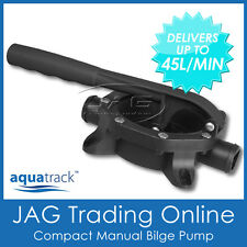 MANUAL BILGE HAND PUMP 45 LPM FIXED HANDLE -Diaphragm/Boat/Marine/Water/Transfer
