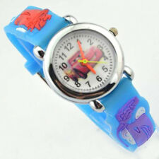 Latest Sale Cute Car Cartoon Children Tool Girls Boys Gifts Quartz Wrist Watches