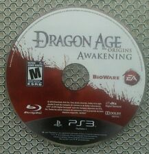Dragon Age: Origins  Awakening (Sony Playstation 3, 2010) Game Disc Only
