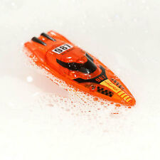 RC Radio Remote Control Miniature Mini Boat Toy Bath Fun Kids Birthday Gift