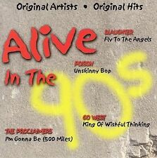 Alive in the 90's, Vol. 9 Various Artists MUSIC CD
