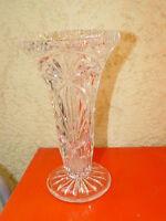 alte sehr schöne Glas Vase