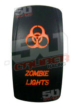 Marine Boat Zombie Rocker Switch Orange Mastercraft Chapparal Baja Malibu Wake