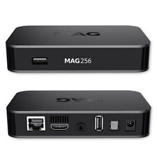 MAG 256 Original IPTV BOX SET TOP BOX IPTV Streamer Multimedia Internet TV USB
