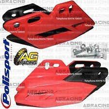 Polisport Performance Red Rear Chain Guide For Honda CRF 450R 2007-2016 MotoX