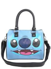 Disney Lilo & Stitch Scrump & Stitch Barrel Bag Purse New With Tags!