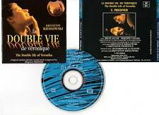 LA DOUBLE VIE DE VERONIQUE - Irène Jacob (CD BOF/OST) Zbigniew Preisner 1991
