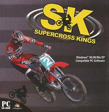 SUPERCROSS KINGS SK Motocross SX Sports Dirt Bike Racing for Windows PC NEW