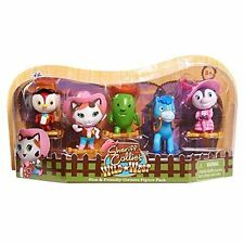 New Disney Sheriff Callie's Wild West 'Nice & Friendly' Figures Pack of 5