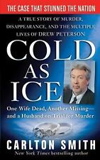 COLD AS ICE True Murder/Disappearance/Multple Lives (New 2010 Pbk 9780312388843)