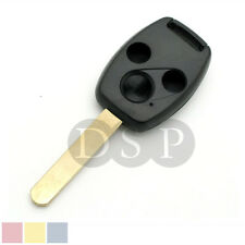 Remote Key Shell fit for Replace HONDA Accord Fit Civic CRV Pilot Case Fob 3 BTN