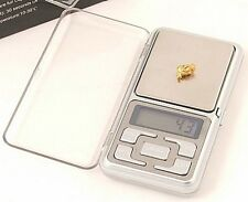 Pocket Jewellery Scale 500g at 0.1 Backlight! FREE POST