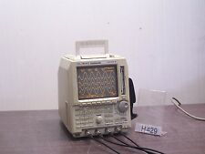 YOKOGAWA DL1540 DIGITAL TUBE  MONOCHROME OSCILLOSCOPE 4x 150MHz *H429