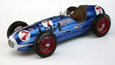 7 BILL HOLLAND 1949 INDY 500 WINNER BLUE CROWN SPARK PLUG SPECIAL 1:18 RACE CAR