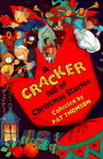 A Cracker Full of Christmas Stories  Very Good Book