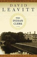 The Indian Clerk: A Novel-ExLibrary