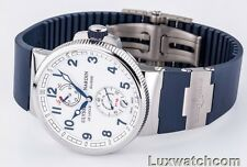 ULYSSE NARDIN MARINE CHRONOMETER MANUFACTURE 1183-126-3/60 MENS WATCH