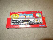 Majorette Super Movers 600 Series Semi-Rocket Transporter 3000 610 1/87 HO NIP